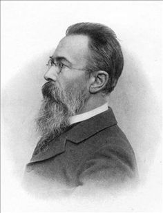Nikolai Rimsky-Korsakov contributed several significant scores as one of the group of composers gathered around Balakirev and known collectively as 'The Mighty Handful'