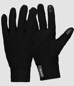 The Merino Wool Liner Gloves are made for stand-alone use or as a thin layer in combination with shell or insulated gloves. Insulated Gloves, Glove Liners, Merino Wool, Image