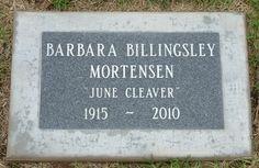 Barbara Billingsley Gravesite