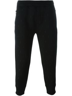 NEIL BARRETT tapered lightning track pants. #neilbarrett #cloth #pants