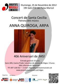 JM Sitges (Spain) celebrates its 40th anniversary - http://www.facebook.com/joventutsmusicals.desitges