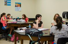 Some of the students in Physics 1310: Concepts in Physics #TennesseeTech #PhysEd