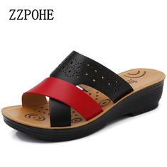 A great sandal for Texas Tech fans!