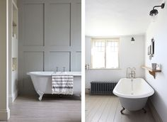 The love of the roll top bath! | LightLocations