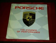 PORSCHE Heritage Performance Sports Cars Racers Automobile Vivid Photos HB Book