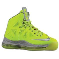 Nike Lebron X - Men's
