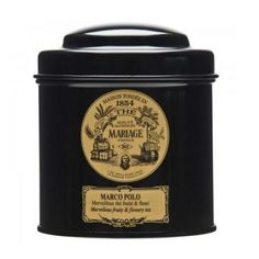 Mariage Freres Tea. The absolute best! You'll never turn back.