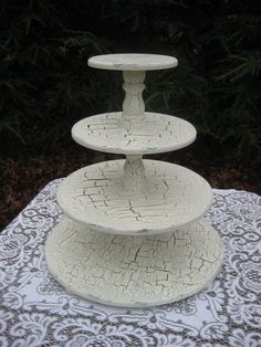 Hey, I found this really awesome Etsy listing at https://www.etsy.com/listing/188454089/cupcake-stand-wedding-decor-large-white