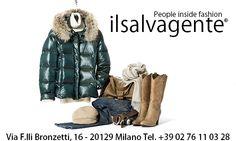 #Domenica 19 #Ottobre  apertura #straordinaria 11:00 - 19:00 orario continuato  Prosegue la vendita di #piumini - #cappotti - #giacconi  in più arrivano gli #STIVALI!