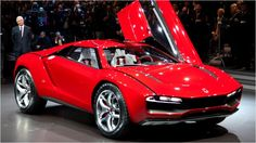Cool cars from the Geneva Motor Show