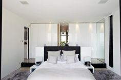 15 Ideas for Modern White Bedroom Design | Design & DIY Magazine