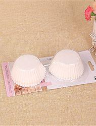 cup cake neve Niang queques pad fundo de papel de papel biscoitos da bandeja de pastelaria