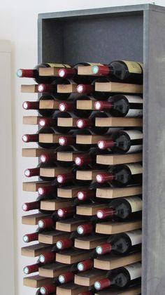 cave à vins par Douellesanddesign