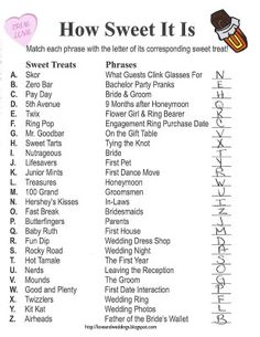 Staggering Bridal Shower Games Ideas 2014 and bridal shower games and activities