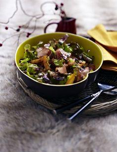 Unser beliebtes Rezept für Eichblattsalat mit gebratenem Kürbis und Schwarzwälder Schinken und mehr als 55.000 weitere kostenlose Rezepte auf LECKER.de.