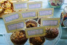 Lanche_ muffins