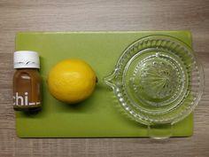 RINGANA Chi + Zitrone + Tasse heißes Wasser = bester Start in den Tag