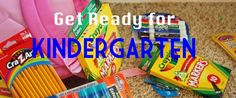 Is Your Buffalo Ready for Kindergarten? author shares advice for kindergarten readiness.