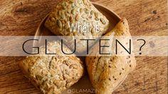 What is Gluten? http://www.glamazini.com/what-is-gluten/  // #gluten #glutenfree #health