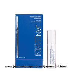 ​ #JanMarini #Age Intervention Regeneration Booster. #Resveratrol #Peptides #GlycolicAcid & #Antioxidants address the appearance of fine lines & #wrinkles