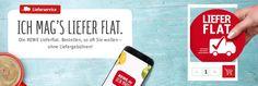 Rewe mit Flatrate für Lieferungen von Onlinebestellungen - http://aaja.de/2ul2NeZ