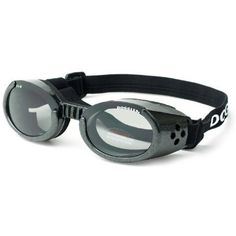 Doggles ILS XL Metallic Black Frame and Smoke Lens * For more information, visit image link. (This is an affiliate link) #ApparelAccessories
