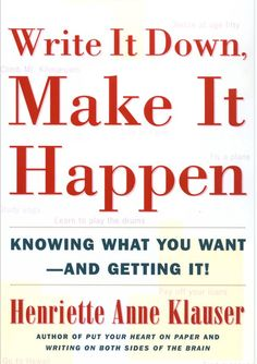Happy New Year! I love this book - it is a great motivation to help you see how good it is to write down your goals. Do it! I did on my blog so read mine and share yours and we can make 2013 the best!  ~Mel @ RaisedUrbanGardens.com