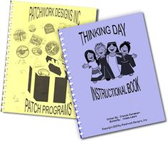 Thinking Day book - plus you can buy stamps from different countries as well as a patch from the countries!