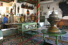Le café des Nattes, une adresse incontournable à Sidi Bou Saïd©Didier Forray