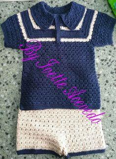 Crochet Bebe, Crochet For Boys, Boy Crochet, Crochet Things, Beautiful Crochet, Crochet Clothes, Kids And Parenting, Baby Boy, Baby Jumpers