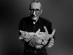 William Buroughs- the crazed, experimental, druggy beat poet legend.