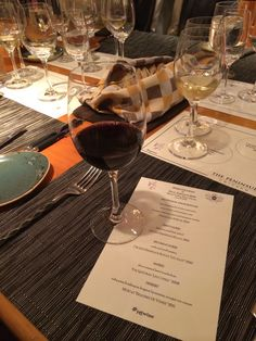 The June 18 Wine Dinner in Pierrot Gourmet featured a four-course dinner paired with Domaines Paul Jaboulet Aîné and special guest, Jean Luc Chapel, Sommelier and Prestige Account Manager of Domaines Paul Jaboulet Ainé.