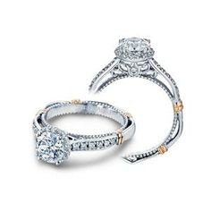 Verragio Engagement Rings from the Parisian collection at ArthursJewelers.com. FREE SHIPPING.  Guaranteed lowest diamond prices in Minnesota.