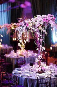 Un bosque encantado para tu boda