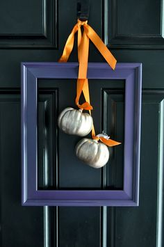 East Coast Creative: The Anti-Wreath {Fall Lovers Series Day 1}  Gina note:  I wouldn't put this on my door but it sure made me laugh..LOL