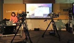 Tim puts the finishing touches on prep for his Learning Lab with the ARRI WCU-4 wireless control system. Join us this morning from 10am-12n, or stay tuned for vimeo upload to our Learning Lab Channel at https://vimeo.com/channels/rulelearninglabseries.  Interested in renting the WCU-4? Contact Rentals at answers@rule.com or 800-rule-com.