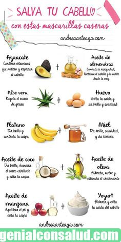 Hair Mask - Dealing With Your Hair: Tips For Ideal Results Beauty Care, Beauty Skin, Hair Beauty, Healthy Tips, Healthy Hair, Beauty Secrets, Beauty Hacks, Facial Tips, Spa Facial
