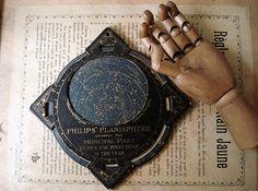 Planisphere 小さな星座早見盤