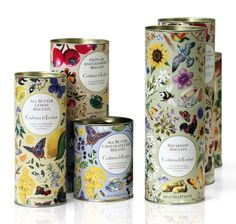 Add a touch of British elegance to your teatime with these biscuits from Crabtree & Evelyn :)