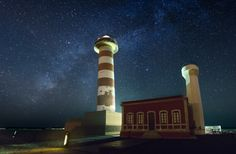 Over the lighthouse by Juan Antonio Santana on 500px