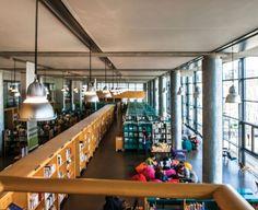 Bibliothèques #1- espazium.ch