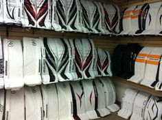 ...and some more pads over here, too.