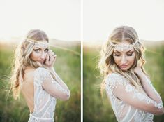 Bohemian Headpiece |