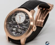 Girard-Perregaux Neo-Tourbillon Three Bridges