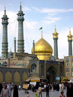 Hazrat-e Masumeh - Qom, Iran