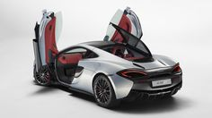 McLaren's New 570GT Is a Comfier Supercar for an Oligarch on a Budget | The 570GT may not match the raw numbers of the 650S, but McLaren's right to point with pride to the car's specs. | Credit: McLaren | From Wired.com