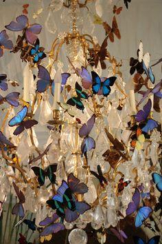 Butterfly lamp ad intérieurs #decoration #lifestyle