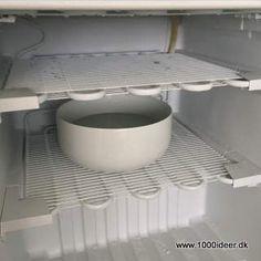 Afrimning af fryser