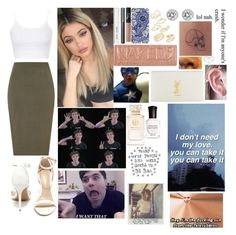 """""""Stop, drop, roll, continue"""" by hannahespinosa97 ❤ liked on Polyvore featuring Lipsy, Topshop, Lulu*s, Bobbi Brown Cosmetics, Burberry, NARS Cosmetics, Urban Decay, Michael Kors, Yves Saint Laurent and Tory Burch"""