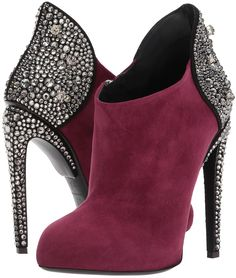 2f3c1061bd24 Be fiercely fashionable with every footfall in Giuseppe Zanotti Giuseppe  for Jennifer Lopez Wedge Boots